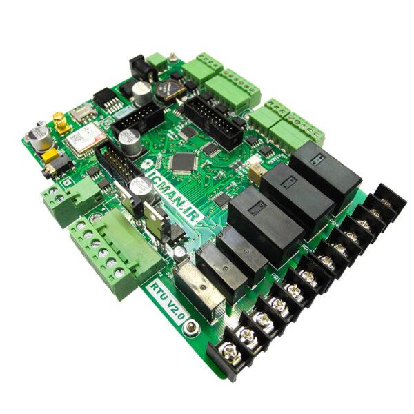 پردازنده مرکزی RTU
