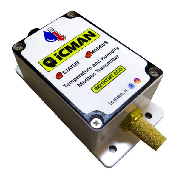 Modbus Temperature and humidity sensor TH1-ECO